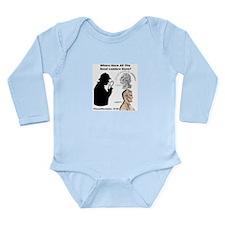 193 LostLeader Long Sleeve Infant Bodysuit