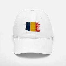Romania Flag Baseball Baseball Cap