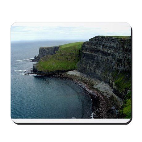 Cliff's of Moher Mousepad