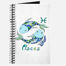 Astrology Zodiac Pisces Journal