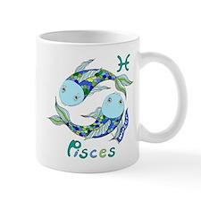 Astrology Zodiac Pisces Mug