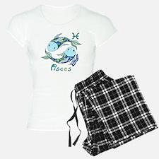 Astrology Zodiac Pisces Pajamas