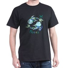 Astrology Zodiac Pisces T-Shirt
