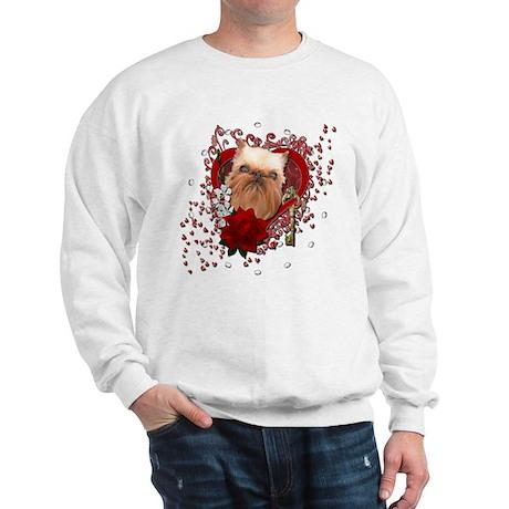 Valentines - Key to My Heart Sweatshirt