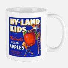 Hy-Land Kids Crate Art Mug