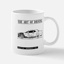 Driving Art Muscle Car Mug