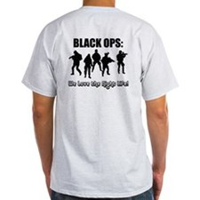 Black Ops: We Love the Night Life T-Shirt