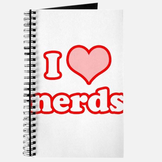 I Love Nerds Journal