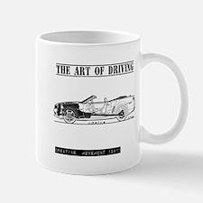 Driving Art Convertible Car Mug