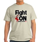 Fight On Oral Cancer Light T-Shirt