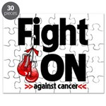 Fight On Oral Cancer Puzzle