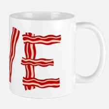 Love Bacon and Eggs Mug
