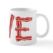 Love Bacon and Eggs Small Mug