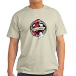 Hope Cure Oral Cancer Light T-Shirt