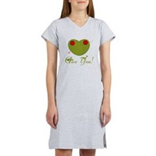 Olive You Women's Nightshirt