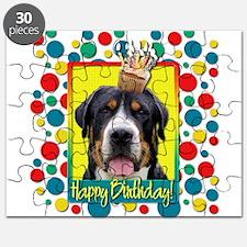 Birthday Cupcake - Swissie Puzzle