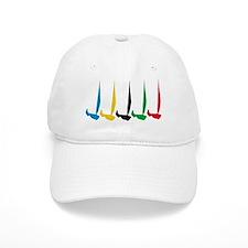 Sailing Regatta Baseball Cap