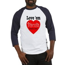 love_em_biscuits Baseball Jersey
