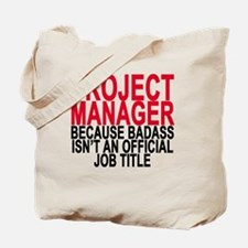 Cool Project Tote Bag
