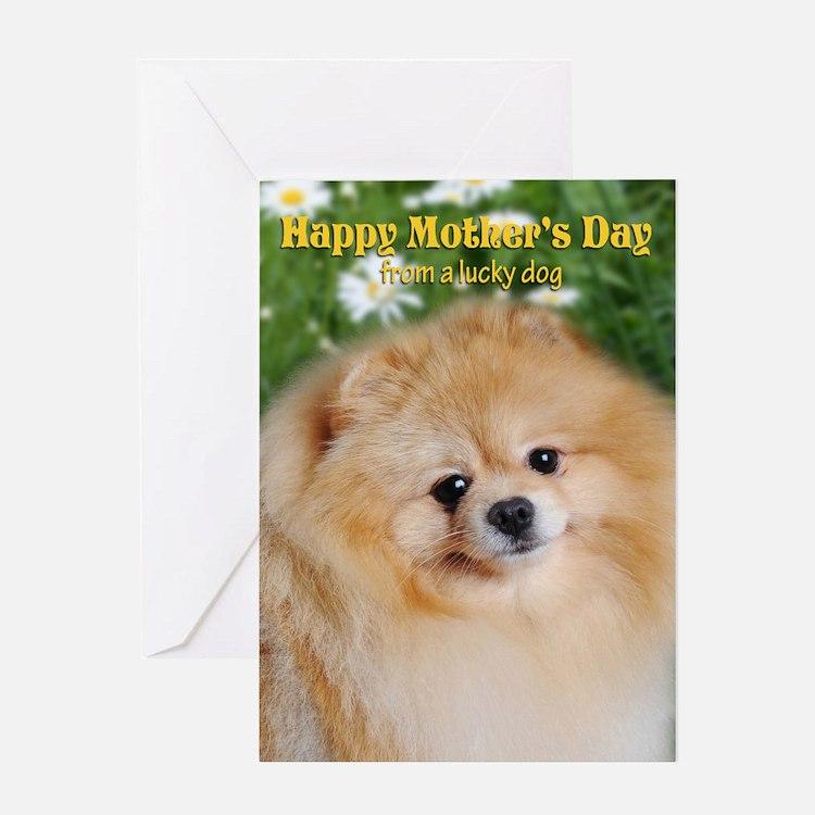 Pom Mom's Day Card