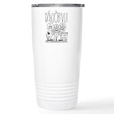DáyJòb Vu Travel Mug