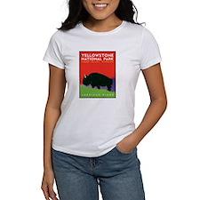 Yellowstone NP: Bison Tee