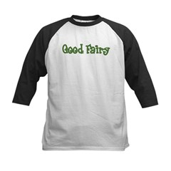 Good Fairy Kids Baseball Jersey