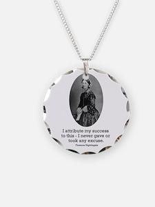 Florence Nightingale Necklace