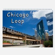 Chicago Loop Wall Calendar
