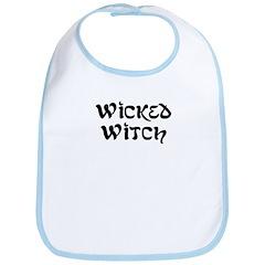 Wicked Witch Bib