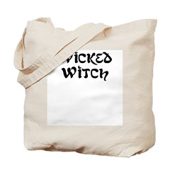 Wicked Witch Tote Bag