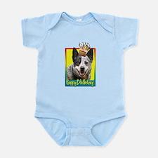 Birthday Cupcake - Cattle Dog Infant Bodysuit