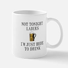 Here To Drink Mug
