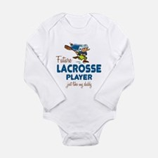 Cute My sport your sports Long Sleeve Infant Bodysuit