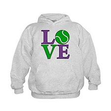 Tennis LOVE Hoodie
