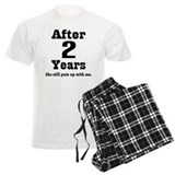 2nd anniversary Pajama Sets