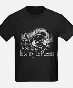 Puccini Music Lover T
