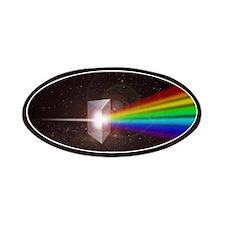 Prism Color Spectrum Patches