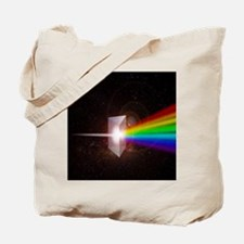Prism Color Spectrum Tote Bag