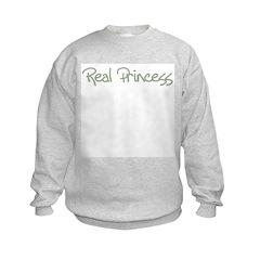 Real Princess Sweatshirt