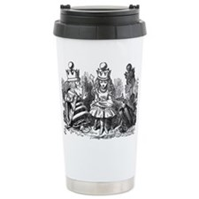 Talking Queens Travel Mug