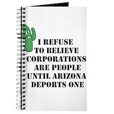 Arizona Deports Corporations Journal