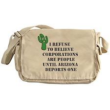 Arizona Deports Corporations Messenger Bag