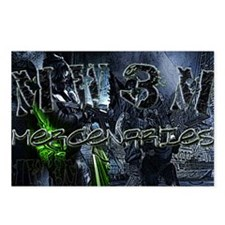 MW3Mercenaries Poster Postcards (Package of 8)
