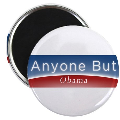 """Anyone But Obama 2.25"""" Magnet (10 pack)"""