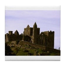 Rock of Cashel Tile Coaster