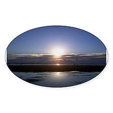 A Bright Light (Oval)