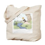 Price's Frog Prince Tote Bag