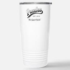 Puzzles Bar Travel Mug