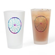 Eulers Identity Crop-Circle Drinking Glass